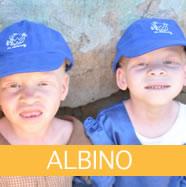 Albino Projecten van Stichting Tunajenga