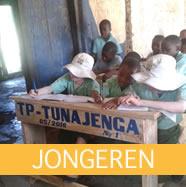 Jongeren Projecten van Stichting Tunajenga